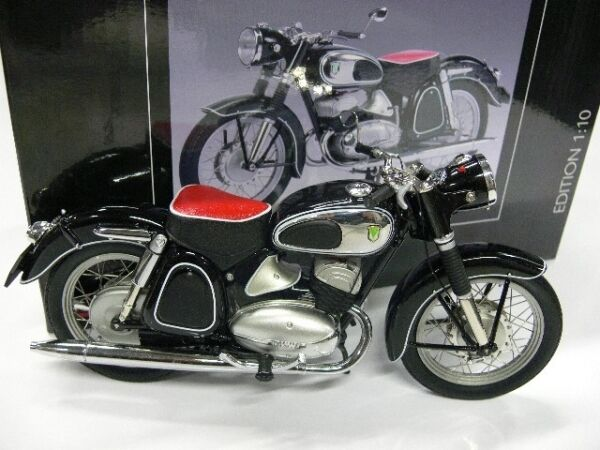 1/10 Schuco DKW RT 350 S NERO 45 065 7200