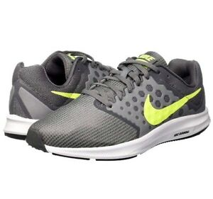 Details about New Mens Nike Downshifter 7 Running Shoes Trainers Cool Grey Size UK 8 EUR 42.5