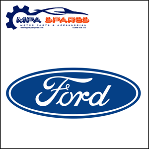 DECAL-STICKER-FORD-BUMPER-WINDOW-VINYL-BLUE-DECAL-102mm-x-38mm
