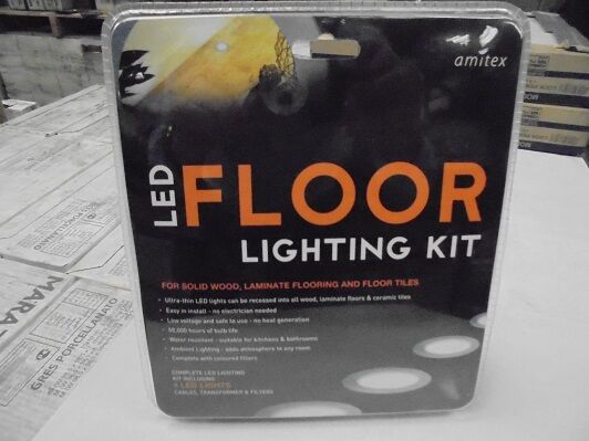 TILE LIGHTING KIT BRAND NEW  ONLY