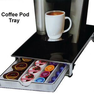 Image Is Loading Quality Coffee Pod Storage Drawer Tray Timo Bosch