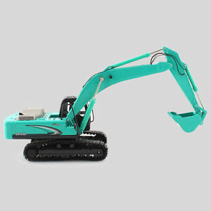 1//50 Scale KOBELCO SK330 Hydraulic Excavators Diecast Model Toy Collection Gift