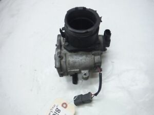 2001 ACURA CL TYPE S A/T THROTTLE BODY TRACTION CONTROL ...