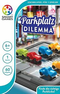 Smart Games Parkplatz Dilemma 1 Spieler Ab 6 Jahren Knobelspiel Ebay