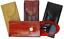 Eel-Skin-Leather-Eyeglasses-Reading-Glasses-Case-Holde-r-Small-Flate-Lightweight thumbnail 2