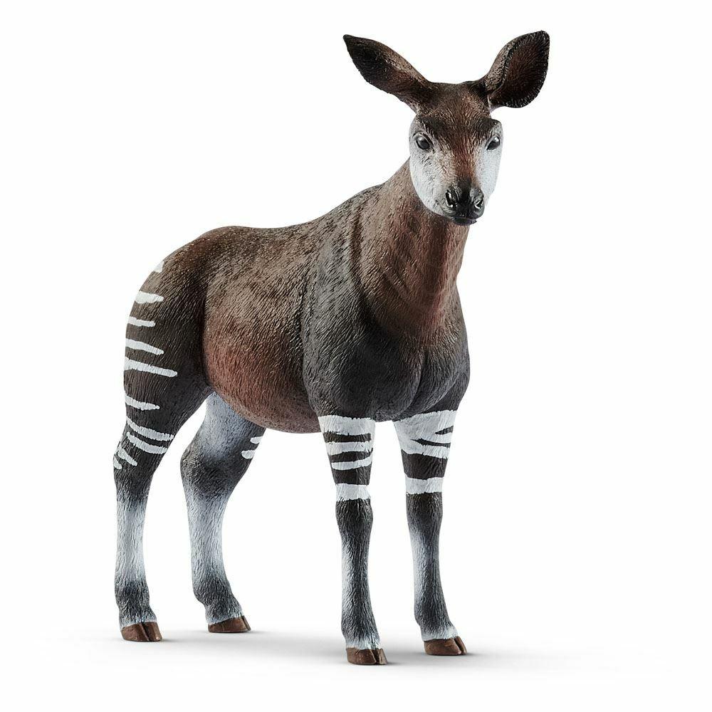 Okapi Schleich Vie sauvage Figure-Model 14830