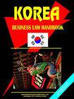 Korea South Business Law Handbook by International Business Publications, USA (Paperback / softback, 2004)