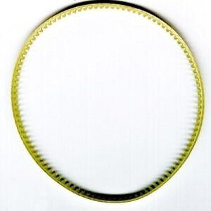 Diamond Tech Laser Glass Bandsaw Drive BELT for DL1000 DL3000 DL300XL SHIPS FREE