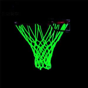 Luminous Outdoor Indoor Standard Hoop Rim Goal Replacement Basketball Nets