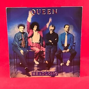 QUEEN-Headlong-1991-UK-7-034-vinyl-single-EXCELLENT-CONDITION