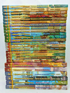 NEW-Imagination-Station-Set-of-25-Books-PB-HC-Book-Adventures-in-Odyssey