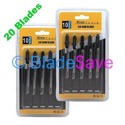 Dewalt Hitachi Festool etc 10 x Saxton Jigsaw Blades Wood T101B fit Bosch Makita