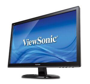 "NEW ViewSonic VA2265S-3 21.5"" (22"") Full HD LED Backlit LCD PC Monitor DVI VGA 5054629827734"