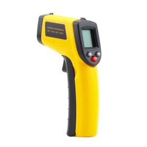 Digital Laser Thermometer Lcd 50 C Bis 380 C Infrarot Temperatur