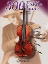 300 Fiddle Tunes Learn Violin reels hornpipes strathspeys jigs waltz Music Book