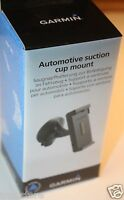 Genuine Garmin Zumo 660 660lm Gps Automotive Suction Cup Mount & Cradle Holder
