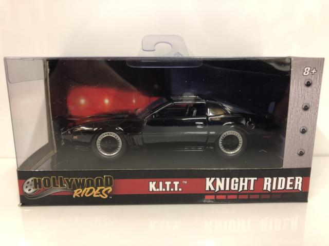 Knight Rider K.I.T.T 1-32 Diecast model Scale New in Box Jada 99799