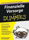 Finanzielle Vorsorge Fur Dummies by Christine Bortenlanger, Horst Peter Wickel (Paperback, 2009)