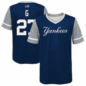 Image is loading Majestic-Youth-New-York-Yankees-Giancarlo-Stanton-034- cc499e615fb