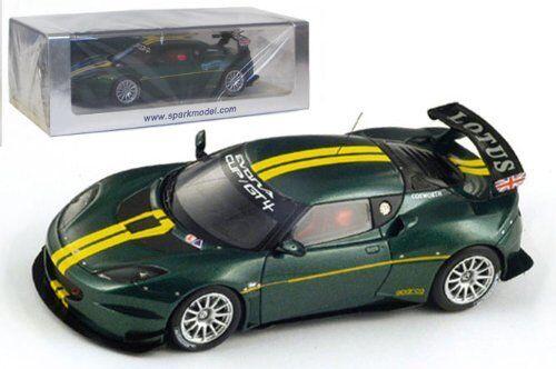 Lotus Evora Type 124 Cup 2010 1:43 Model SPARK MODEL