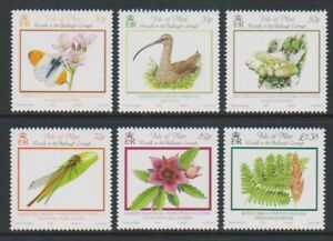 Isle-of-Man-2008-A-Walk-in-the-Ballough-Curragh-set-MNH-SG-1454-9