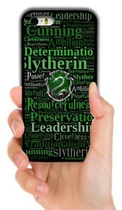 new products 6e586 975f1 Details about HARRY POTTER SLYTHERIN RUBBER CASE COVER FOR IPHONE XS MAX XR  4 5 5C 6 7 8 PLUS