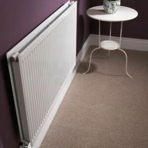 Quinn Central Heating Radiator Round Top 700 x 600mm DC22 Q22706RT