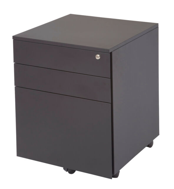 Metal Mobile Pedestal Drawers Steel drawers Units office furniture office desk