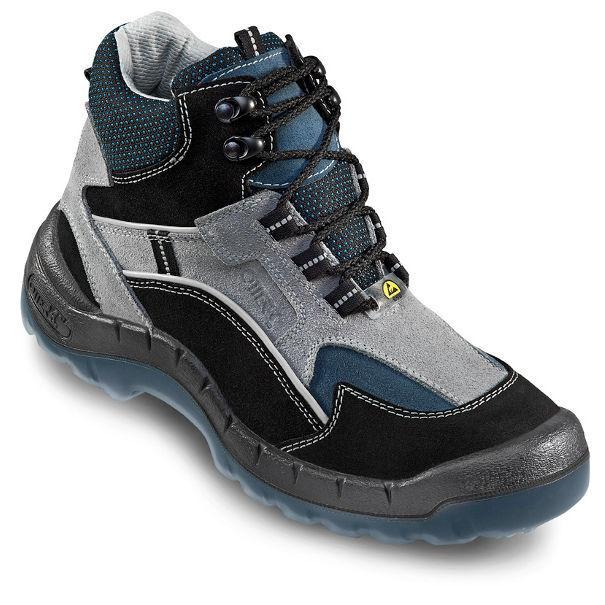 Otter 93685 Stivali di sicurezza esd LAVgold shoes alto