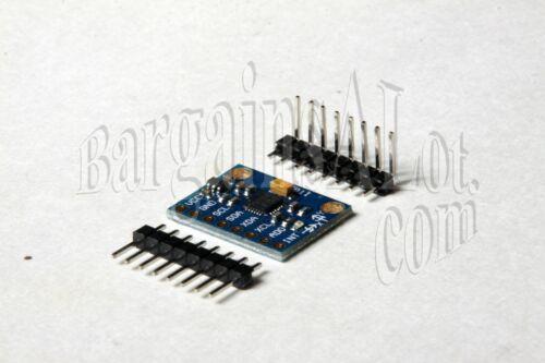 GY-521 MPU-6050 MPU6050 Module 3 Axis Analog Gyro Gensors 3 Axis Accelerometer