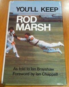 You-039-ll-Keep-Rod-Marsh-signed-1st-edition-1975
