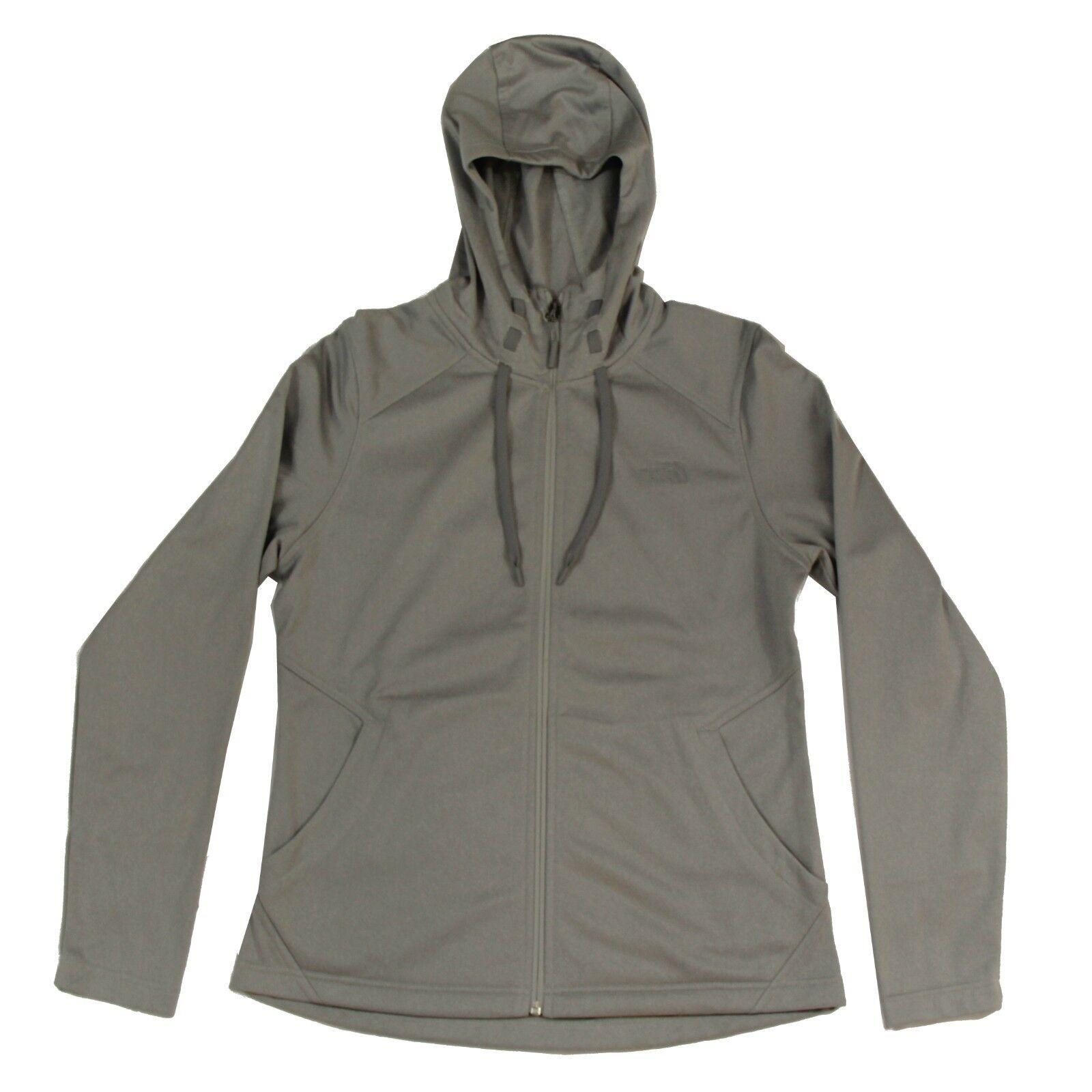 The North Face Women's Tech Tech Tech Mezzaluna Full Zip Hoodie - Size Large L - Slim Fit a7f906