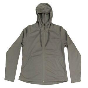 88716de74 Details about The North Face Women's Tech Mezzaluna Full Zip Hoodie - Size  Large L - Slim Fit