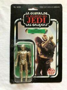 Star-Wars-Vintage-Lili-C3PO-Ci-Tri-Pi-O-Removable-Limbs-Very-Rare-Mexico-LOOK