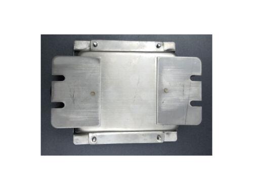 4 channel way summing junction box Stainless Steel Floor scale truck platform