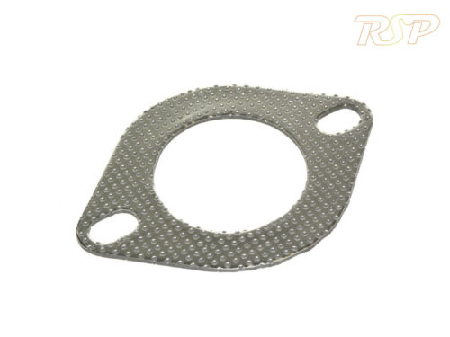 """Universal 2.5/"""" 2 Bolt Exhaust Turbo Elbow Downpipe Gasket 2.5 Inch Join"""