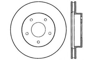 Disc-Brake-Rotor-High-Performance-Drilled-And-Slotted-fits-78-81-Firebird