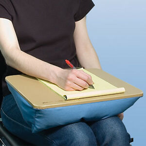 Posture Rite Lap Desk With Bean Bag Portable Adjustable