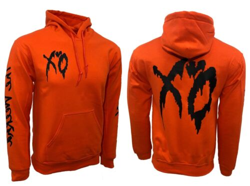XO Weeknd New Melting Logo Hoodie!!
