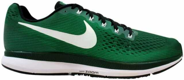 competitive price ca32c 7ed92 Nike Air Zoom Pegasus 34 TB Shoes Green White Black 887009-301 Men's NEW