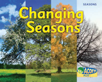 Changing Seasons (Acorn Plus: Natural Science) by Smith, Sian