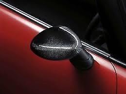 NEW MINI F56 F55 F54 F57 F60 JCW CARBON FIBRE Wing Mirror Cover Cap Right O//S