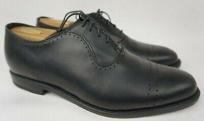 Allen Edmonds Arlington Black Leather