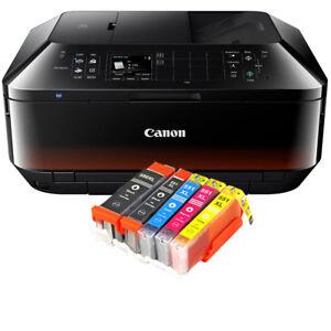Canon-PIXMA-MX725-Multifunktionsgeraet-All-In-One-Kopierer-Wlan-Drucker-Duplex
