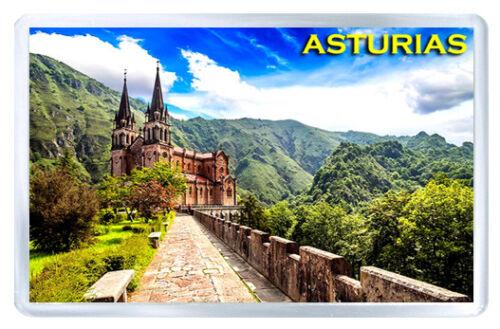 Asturias MOD2 Fridge Magnet Souvenir Magnet Kühlschrank
