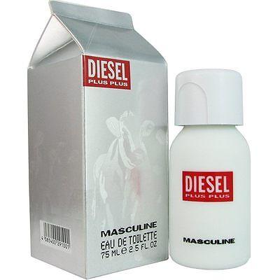 Diesel Plus Plus Masculine 75 ml men EDT Perfume