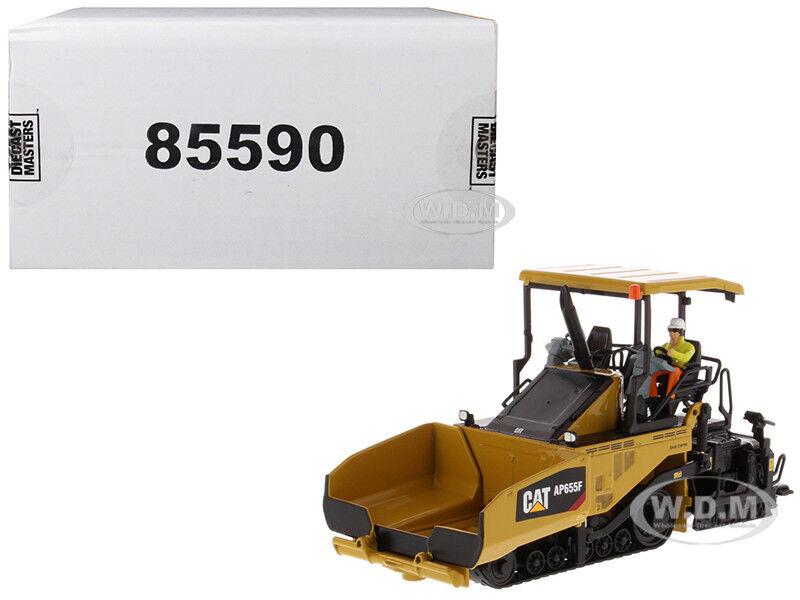 Cat Caterpillar AP655F seguimiento Asfalto Pavimentación 1 50 Modelo por Diecast Masters 85590