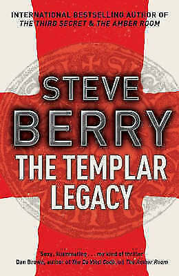Berry, Steve, The Templar Legacy: Book 1 (Cotton Malone), Very Good Book