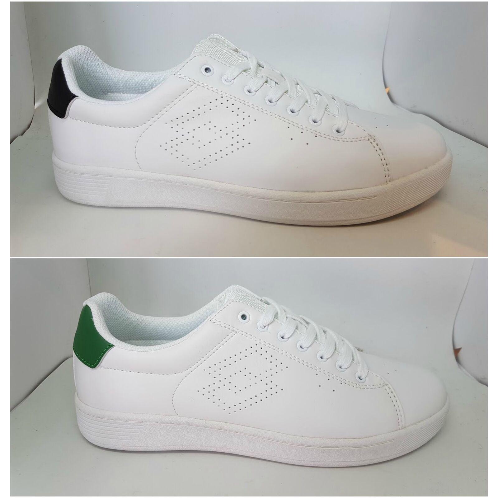 Lotto t3903 Schuhes Life's 1973 t3902 t3903 Lotto Men Sneaker Weiß green schwarz Logo Sport 201 a08766