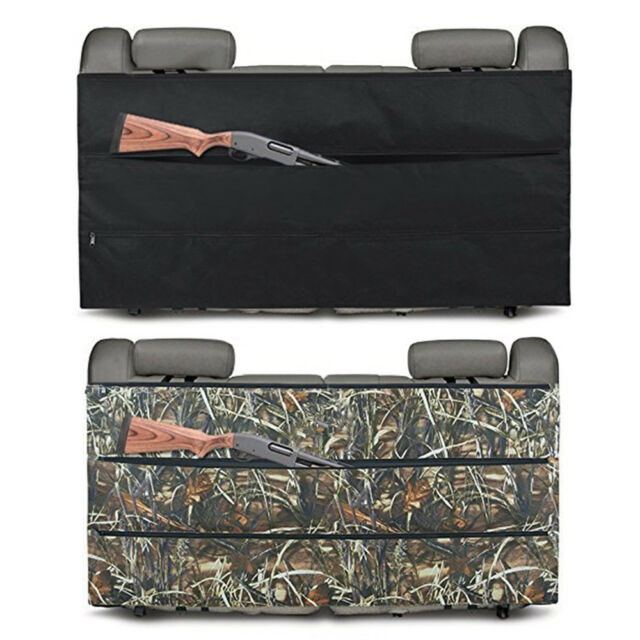 Truck Seat Organizer >> Back Seat Gun Holder Shotgun Truck Rack Vehicle 3 Rifle Rack Car Hunting Pickup